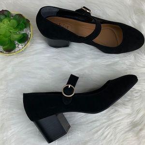 Style & Co Jurnae Block Heel Mary Jane 7.5